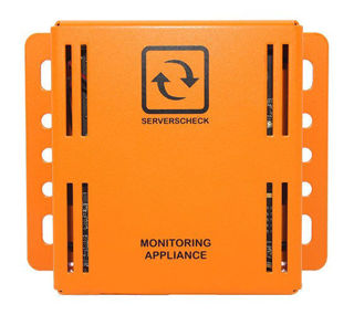 Picture of ServersCheck Appliance - incl Monitoring Software
